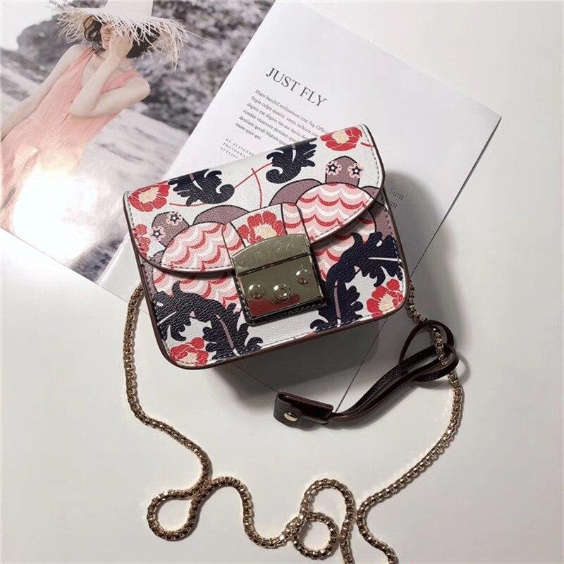 2019 New Chain Shoulder Messenger Bags Luxury Fashion Famous Brand Designer Women Clutch Purses handbags Sac