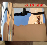 0 5m 4m Reflective Solar Film Waterproof Self Adhesive