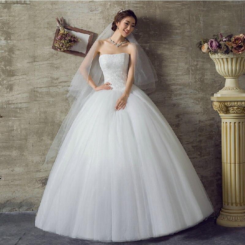 2017 Real Sample Custom Plus Size Wedding Dress Lace Vintage Tulle ...