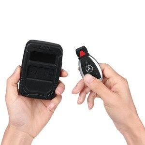 Image 4 - Carro Chave Remoto Infravermelho IR Freqüência Tester Teste de Freqüência de Controle Remoto Digital