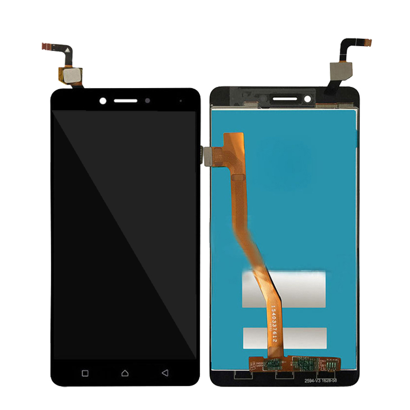 Image 2 - Suitable for Lenovo K6 Note K53 A48 LCD touch screen digitizer for Lenovo K6 Note Screen LCD mobile phone accessories + tools-in Mobile Phone LCD Screens from Cellphones & Telecommunications