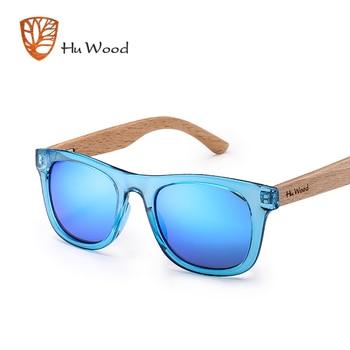 HU WOOD Children Sunglasses  1
