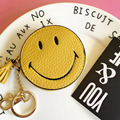 Cute Mini Leather Keychain Small Women Bag Charms Multifunction Woman Keyring Key Rings Coin Purse Key Holder Key Chains for bag