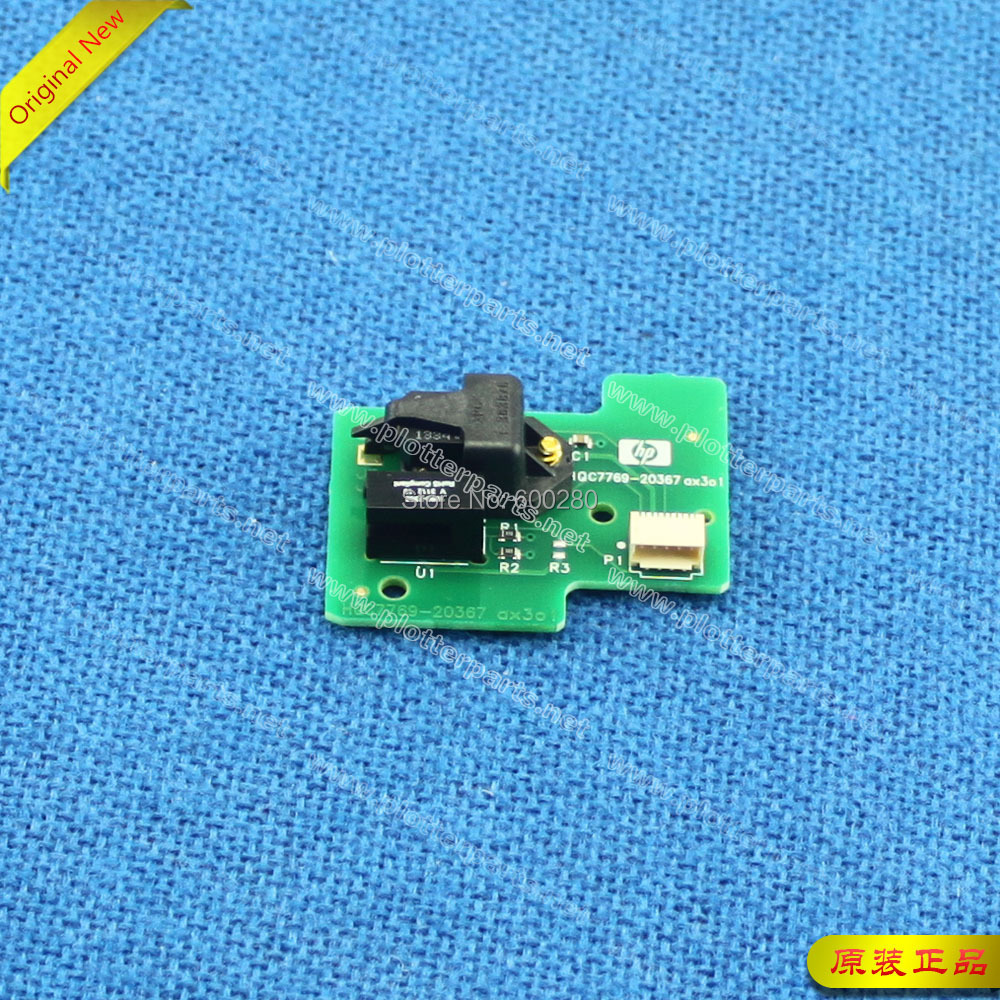 C7769-60384 HP DesignJet 500 510 800 815 820 Drive roller encoder sensor new