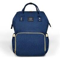 LAND Bag Travel Backpack Desiger Nursing Bag For Baby Care Multifunctional Mummy Backpack Diaper Bag