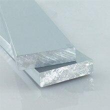 Aluminium alloy plate 10mmx200mm article aluminum 6063-T5 oxidation width 200mm thickness 10mm length 300mm 1pcs
