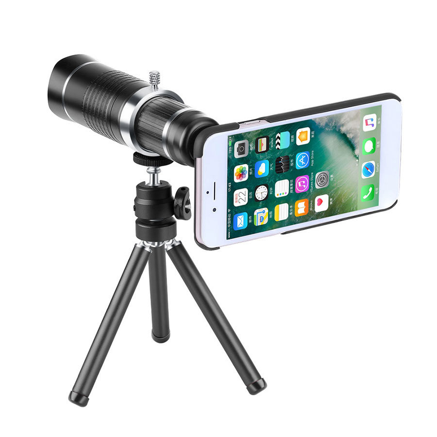 20X Zoom Mobile Phone Lens