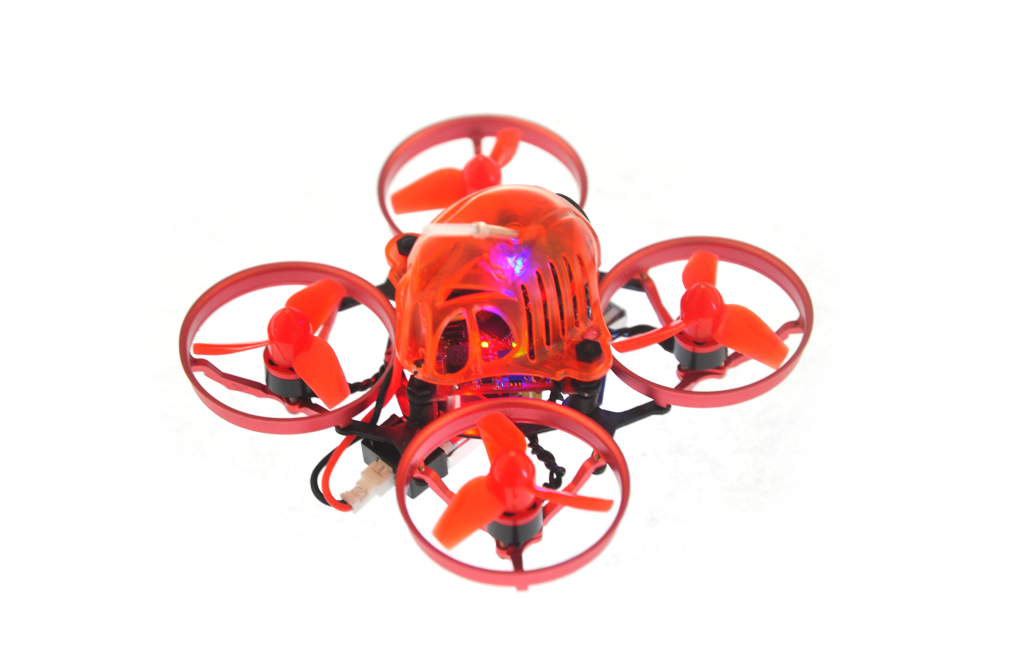 купить Snapper6 1S Brushless Whoop Racer Drone BNF 5.8G 48CH 700TVL Camera F3 Built-in OSD 65mm Micro FPV Racing RC Drone Quadcopter онлайн