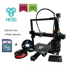 2017 He3D EI3 reprap DIY 3d printer kit with different models flex Aluminium Extrusion two rolls