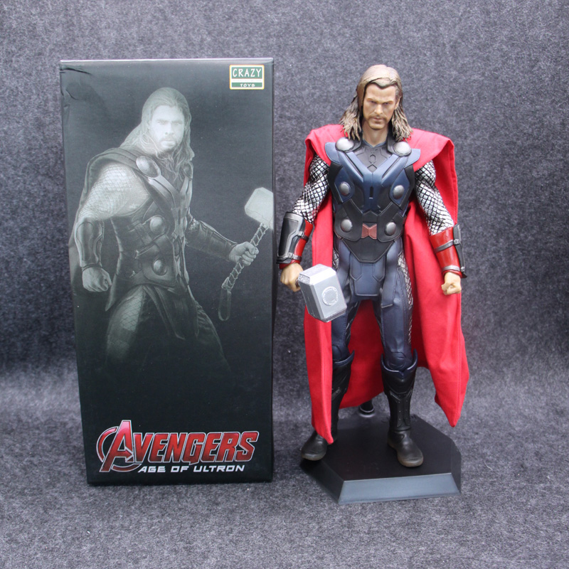 Acengers Age of Ultron Action Figure – Thor | 30cm