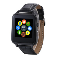 Camera Sim Card Smartwatch Clock For Android IOS Phone Bluetooth Smart Watch with Gesture Control Heart Rate Monitor Anti-lost