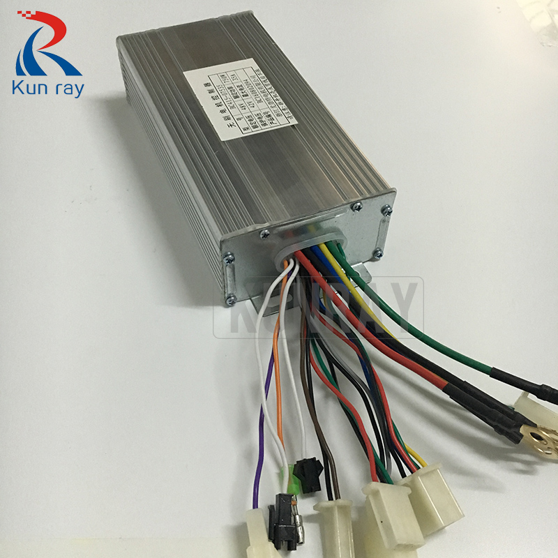 750w Brushless Motor Controller 48v 60v 15mos 35a For Electric Bicycle Tricycle Ebike Car Bike Part the controller electric tricycle brushless motor 60v 72v 1000w1500w