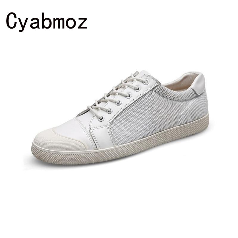 ФОТО 2017 Hot sale high quality mesh mens casual shoes comfortable breathable black white shoe sapato masculino Zapatillas Deportivas