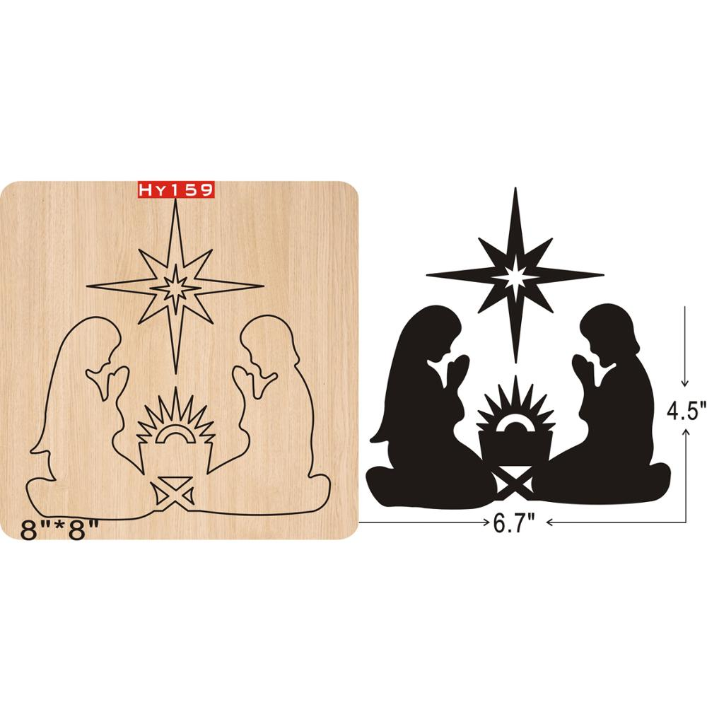 Christian Worship Cutting Dies 2019 New Die Cut &wooden Dies Suitable  For Common Die Cutting  Machines On The Market