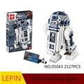 Blocos de Construção de Star Wars Lepin quente 05043 Brinquedos Educativos Para Crianças Melhor presente de aniversário Coleção brinquedos de Descompressão