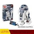 Bloques de Construcción caliente Lepin Star Wars 05043 Colección de Juguetes Educativos Para Niños El Mejor regalo de cumpleaños juguetes de la Descompresión