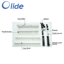 Auto Sliding Pocket Door Opener, Automatic Sliding Residential Pocket Door  Closer(China)