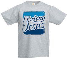 Christian T-Shirt I Belong to Jesus