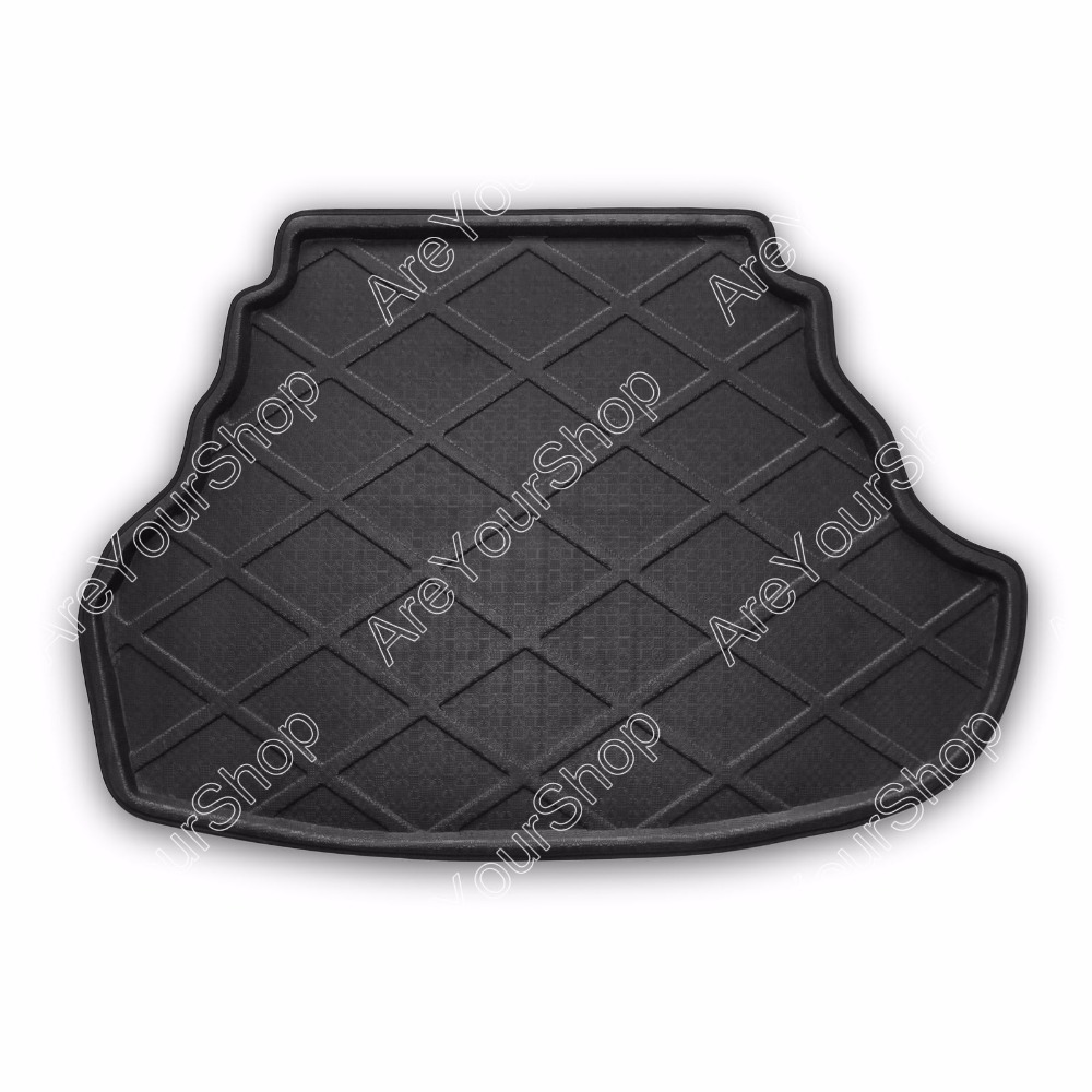 Areyourshop Car Auto Cargo Mat Boot liner Tray Rear Trunk  Dog Pet Covers For Toyota Camry 2012 2013 2014  Car Styling special car trunk mats for toyota all models corolla camry rav4 auris prius yalis avensis 2014 accessories car styling auto