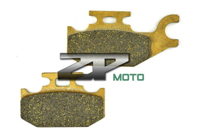 Brake Pads For SUZUKI LT-F 400 FCK8/FCK9 King Quad 400 FS Camo 2008 ...