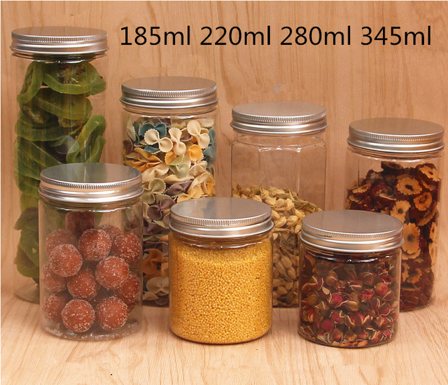 20 pcs Free Shipping 180 210 345 400 ml Empty Transparent Plastic Packing Food Bottles Honey & 20 pcs Free Shipping 180 210 345 400 ml Empty Transparent Plastic ...