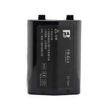 EN-EL4A EN-EL4a lithium batteries en-el4 Digital camera battery For Nikon D3S D2H D2Hs D3 D2Xs D2X D300 F6 D2Z D3X F6
