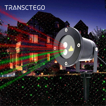 Christmas Lawn Projector Light Outdoor Led Laser Light Waterproof Garden Spotlight Holiday Landscape Yard Decoration Party Lamps