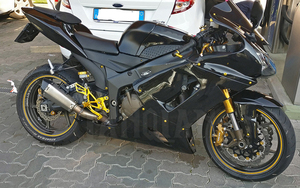 Image 4 - Juego de tornillos de carenado/parabrisas para motocicleta CNC, para Honda cbr 650f cbr650f cbr 650 f /cb650f cb 650f cb599 hornet