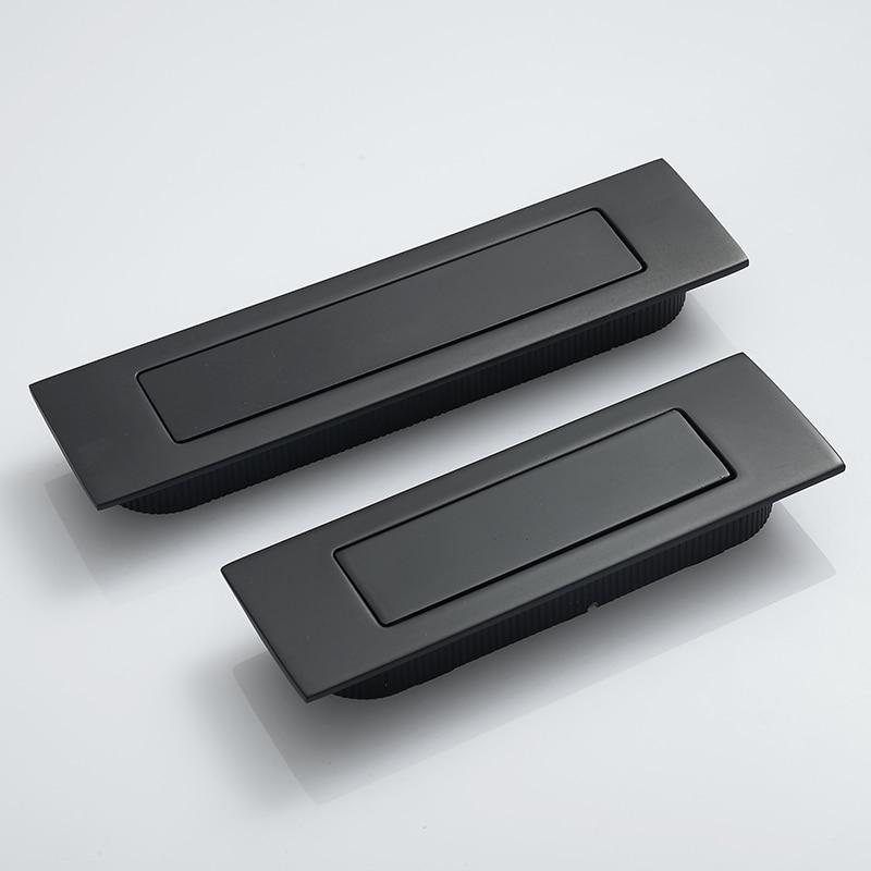 contact spring contact handle modern cabinet door shake handshandle hidden handle drawer handle hidden dust contact