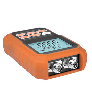 Image 4 - Handheld Mini Multifunction Optical Power Meter & 5MW Visual Fault Locator VFL Optical Laser Light Source with RJ45 Network test