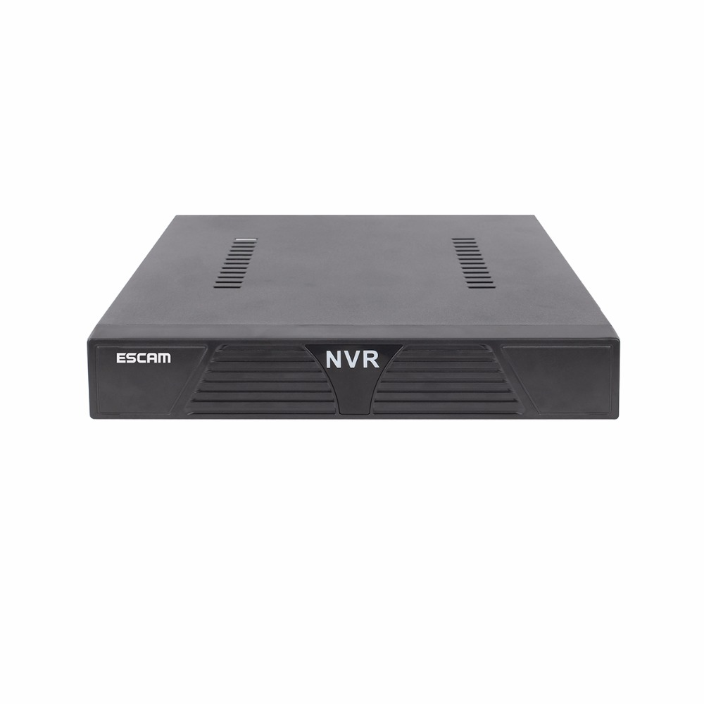 ESCAM K616 NVR HD 1080P 16CH Network Video Recorder H.264 HDMI/VGA Video Output Support Onvif P2P Cloud service 4ch 8ch 16ch full hd nvr network security surveillance video recorder xmeye h 264 p2p onvif 1080p nvr with hdmi and vga output