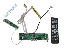 LA.MV56U.A New Universal HDMI USB AV VGA ATV PC LCD Controller Board for 12.1inch 1024×768 LP121X04 CCFL LVDS Monitor Kit