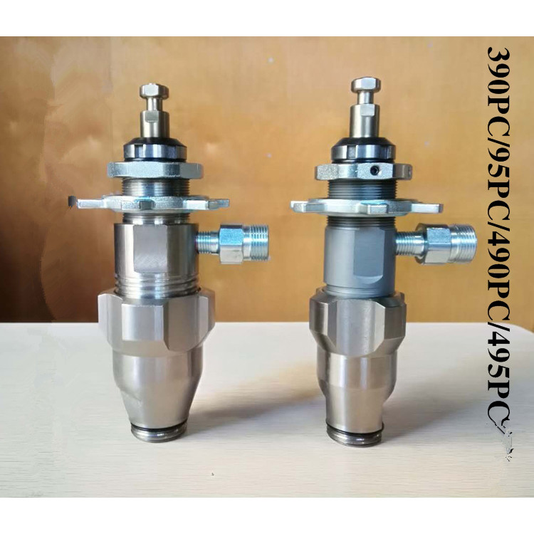 Professional Airless Paint Sprayer Parts Airless Pump Assembly Piston Nozzle Pump 390, 395, 490&495 Quick Change PC Express Pump