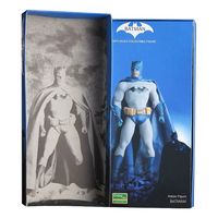 DC Comic The Dark Knight Armored Batman Blue&Black Action Figure Collectible Model Toys for Children Gift with original box