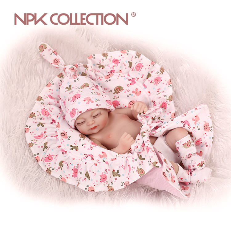 Realistic soft Anatomically Correct 10 reborn Baby  Boy doll and girl doll citizen correct d 316
