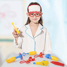 Children Doctor Nurse Medical Equipment Play Set
