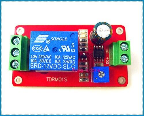 12 Volt Dc Timer Switch