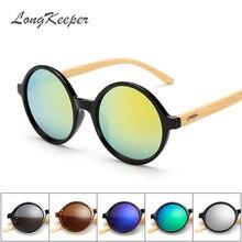 2017 New Fashion Products Men Women Sun Glasses Bamboo font b Sunglasses b font Retro Vintage