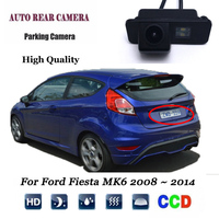 For Ford Fiesta MK6 2008 ~ 2014 Car Rearview Reverse Rear View Camera Backup Parking Camera / Integrated High quality