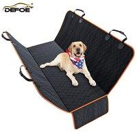 New design pet car seat cushion Waterproof car pet mat car back seat tail box golden hair labrador dog pad car mat trunk mat