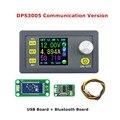 DPS3005 Постоянное Напряжение Ток понижающий Программируемый Блок питания понижающий преобразователь напряжения цветной ЖК-вольтметр
