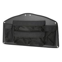 Rear Trunk Lid Organizer Tool Bag Fit For Honda Goldwing GL1800 2001-2017 16 15 Black