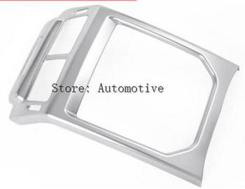 Для Land Rover Range Rover Автомобиль эвок аксессуары для интерьера задняя вентиляционная Крышка Кондиционера рамка отделка наклейки 2014-2017 >> hi  ling ling