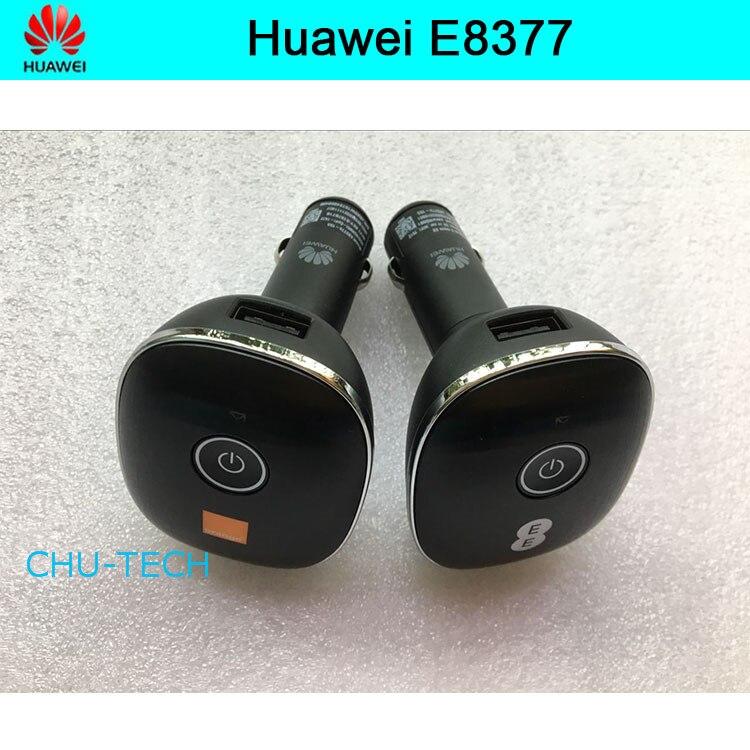Unlocked Huawei CarFi E8377 Hilink LTE Hotspot 4G LTE Cat5 12V Car Wifi Router