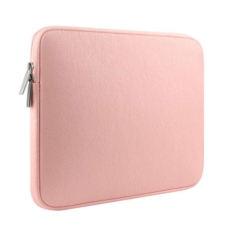 Notebook Bag 13.3 pro MacBook Pro 13 kožené pouzdro PU notebookový obal 11,13,15 palce pro Mac Book Air 13 Pouzdra počítačové tašky