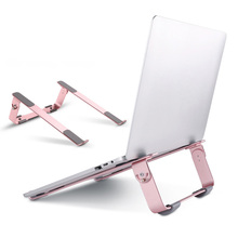 2019 New Laptop Stand Desktop Aluminum Alloy Tablet Cooling Bracket Adjustable High And Low Notebook Base