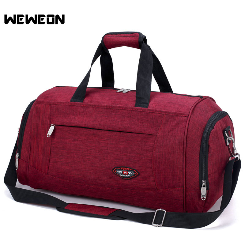 Professional Men Sports Gym Bags New Style Yoga Fitness Bag Large Capacity Women Travel Handbag Sports Training Duffle Bags 2017 new canvas outdoor shoulder bag women fitness sports gym bag men training travel duffle handbag luggage bag