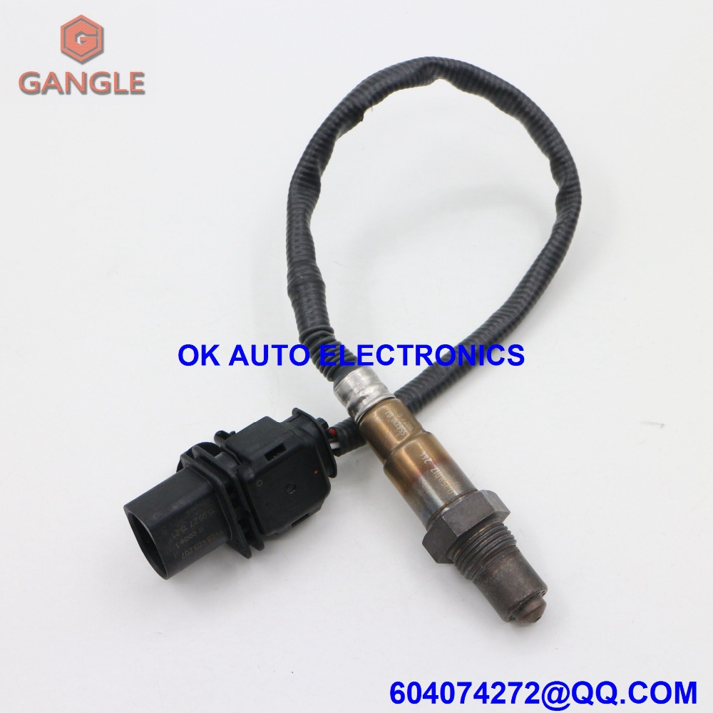 Oxygen Sensor Lambda AIR FUEL RATIO O2 SENSOR for LSU4.9 LS 17244 LS17244 0258017244 0 258 017 244 0258017025 oxygen sensor lambda sensor 5 wire 17025 lsu 4 9