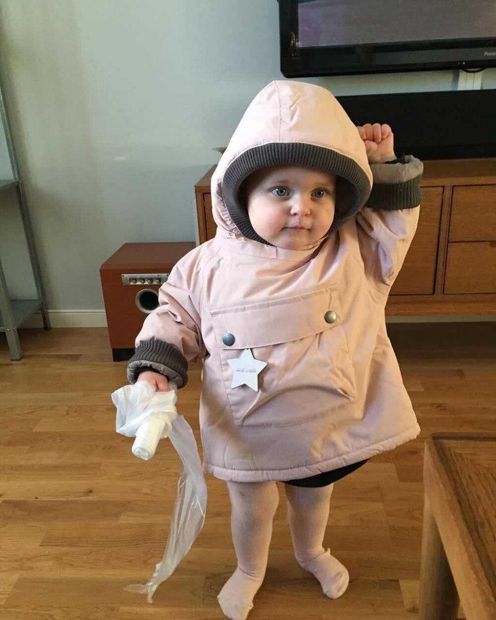 4404c09fe KIDS Jacket 2018 bobo choses Waterproof windproof boys girls outwear ...