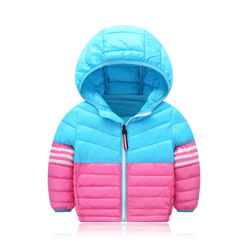 5ddca6a41 Aliexpress.com   Buy Overalls Winter For Children Casual Fashion Thick Warm  Zipper Hooded Baby Toddler Snow Wear Outerwear Down Coat Clothes from ...